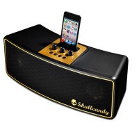 Skullcandy Vandal Speaker Dock for iPod & iPhone - S7LACZ-04