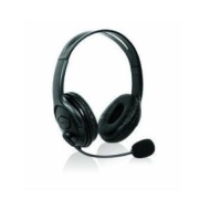 XBox 360 Headset With Microphone Live UK 'Black Edition