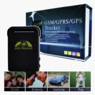 GPS GSM GPRS personal tracker GPS102B with built-in memory,waterproof,magnet