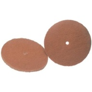 Koblenz 6 Inch Tan Cleaning Pads Pair Part # 45-0105-2