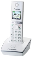 Panasonic KX-TG8051GW Telefono cordless, Bianco [Germania]