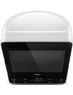 Whirlpool WMC20005YW 0.5 cu. ft. Countertop Microwave Oven 750 Watts White