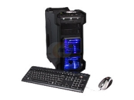 CyberpowerPC Gamer Ultra 2115 Desktop PC AMD FX-Series FX-8150(3.6GHz) 16GB DDR3 2TB HDD Capacity AMD Radeon HD 6770 1GB Windows 7 Home Premium 64-Bit