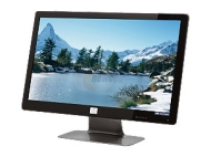 "HP DEBRANDED TSS-23E10 LED Black 23"" 5ms HDMI Widescreen WLED Backlit LCD Monitor 250 cd/m2 DC 8,000,000:1 (1,000:1)"