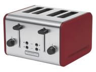 KitchenAid Red Toaster