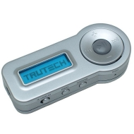 TruTech® 128MB MP3 Player- T128-M