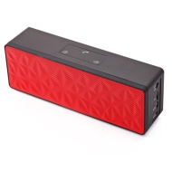 Wireless Bluetooth Portable Outdoor Mini Stereo Speaker system Sound for iPhone / iPad; Android Smartphones; HTC One / Samsung Galaxy S4 S3 / Sony Xpe