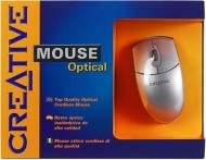 Creative Optical Cordless Mouse