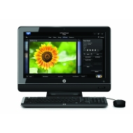 HP Omni 100 Series with AMD Athlon- TM II 270u dual-core processor - 2.0 GHz, up to 3200MT/s bus;