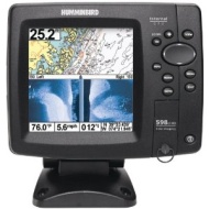 Humminbird 598ci Hd Si Combo Gps Fishfinder With Side Imaging