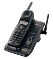 Panasonic KX-TC1484B 900 MHz Cordless Phone