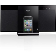 Panasonic SC-HC271 iPod Dock/CD Player Micro System
