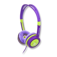 iFrogz EP-LR-NM-PRP Little Rockerz Headphones - Purple