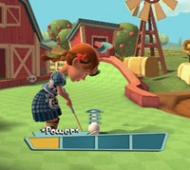 Carnival Games: Mini-Golf- Wii