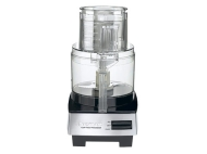 Cuisinart Brushed Stainless & Black Food Processor