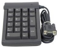 Genovation Micropad 62321 Key Numeric Keypad Serial Port