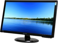 "Hanns-G HL273HPB Black 27"" 2ms Widescreen LED Backlight LCD Monitor"