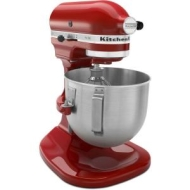 KitchenAid Pro 500 Bowl-Lift Stand Mixer, Empire Red