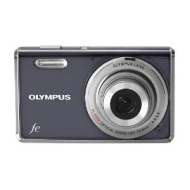 Olympus X-925 Compact Camera ( 12.7 MP,4 x Optical Zoom,2.7 -inch LCD )