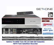 Set one TX-9900 TWIN HD