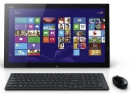 Sony VAIO SVT21216CXB 21.5-Inch All-in-One Touchscreen Desktop