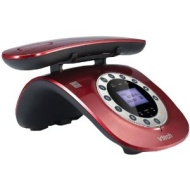 VTECH RETRO CORDLESS PHONE RED