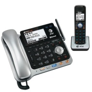 Vtech At&t Tl86109 Cordless Phone With Answering Machine Pn Tl86109
