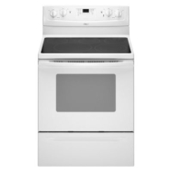 "Whirlpool 30"" Freestanding Electric Range WFE371LV"
