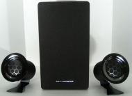 Antec soundscience rockus 3D 2.1 Speakers