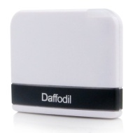 August / Daffodil MR100 Bluetooth Audio Receiver for iPod Dock - Plug and Play Music Wirelessly from Your Mobile Phone / PC to a Music Sys