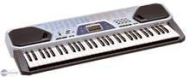 Casio CTK-481 Keyboard with Adapter & Song Books