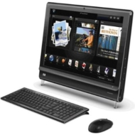 HP TouchSmart IQ526