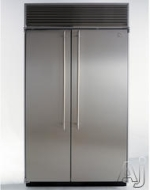 Northland Built In Side-by-Side Refrigerator 42SSW