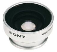 Sony Wide Angle Lens VCL0630S