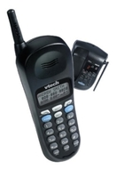 VTech 9161 Analog 900 MHz Cordless Phone with Digital Answering System and Caller ID (Black)