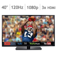 "Vizio 40"" Class (40.00"" Diag.) Razor LED Smart TV E401i-A2"