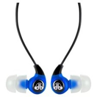 dBlogic EP-100 In-Ear Stereo Earphones (Blue)