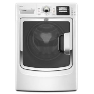 MHW9000YW MHW9000YW Maxima? Front Load Washer with PowerWash? System With PowerWash? Cycle Optimal Dose Dispenser Advanced Vibration Control Plus All