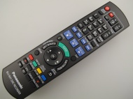 Panasonic Blu Ray Remote Control N2QAYB000337 For Models DMR-BS750EBK, DMR-BS850EBK