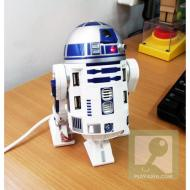 Star Wars - R2-D2 Wastebasket (New Package)