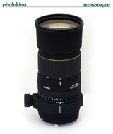 Sigma APO 135-400mm F4.5-5.6 DG For Canon