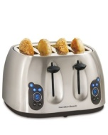 Hamilton Beach Digital 4-Slice Toaster