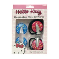 Hello Kitty Face Plates Ear Phones