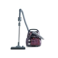 Hoover TC5223 Dust Manager purple cylinder vacuum cleaner 2200W