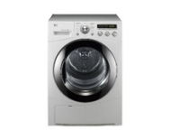 LG RC8015 Silver tumble dryers condenser