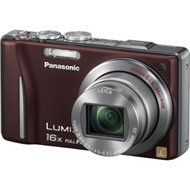Panasonic DMC-ZS10 Lumix Digital Camera (Brown)