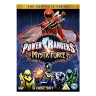 Power Rangers: Mystic Force Boxset (6 Discs)