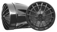 Pyle PLMCS36 400 Watts Motorcycle/ATV/Snowmobile Mount with Dual Handle-Bar Mount - Weatherproof - 2.25-Inch Speakers - Set of 2