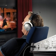 Beyerdynamic Headzone Home Surround Kopfhörer System (98 dB, 100 mWatt)