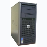 Dell OptiPlex GX520 Desktop Computer - Intel Pentium 4 630 3GHz, 1GB DDR2, 80GB HDD, DVDRW, Windows XP Home (Off-Lease)